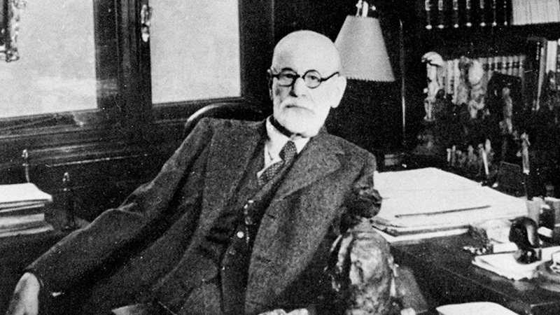 Sigmund Freud, o pai da Psicanálise